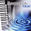 Akkordeon blue